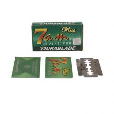 7AM Hi-Platinum Durablade Blades 雙面安全刀片