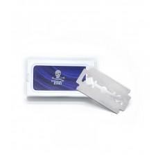 英國 BLUEBEARDS REVENGE 雙面安全刀片 (10片盒裝)