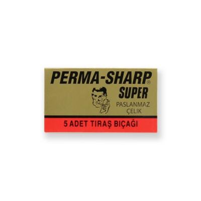 Perma-Sharp Super 雙面安全刀片 (5片盒裝)