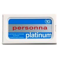Personna 白金不銹鋼 刮鬍刀片 (十片盒裝)
