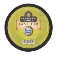 美國 Captains Choice 刮鬍皂 LAND HO