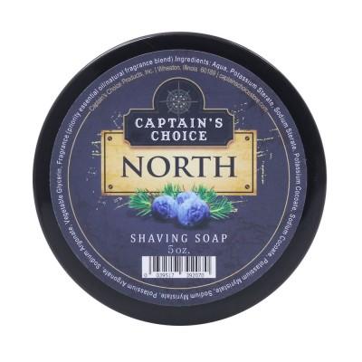 美國 Captain's Choice 刮鬍皂北方森林 North