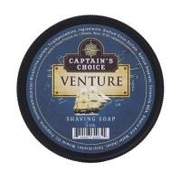 美國 Captains Choice 刮鬍皂(柑橘冒險) Venture