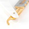 DOVO 剃刀 12581319  (高碳鋼24k鍍金)