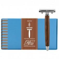 FATIP 42134 刮鬍刀 (核桃木)