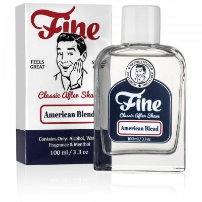 美國 Fine Classic Shaving 鬍後水 (經典美式)