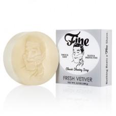 美國 Fine Classic Shaving 刮鬍皂 (清新香根草)
