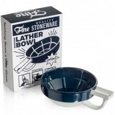美國 Fine Classic Shaving 專業刮鬍皂碗 (藍)