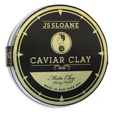 JS SLOANE 無光澤魚子醬 凝土髮蠟 Caviar Matte Clay