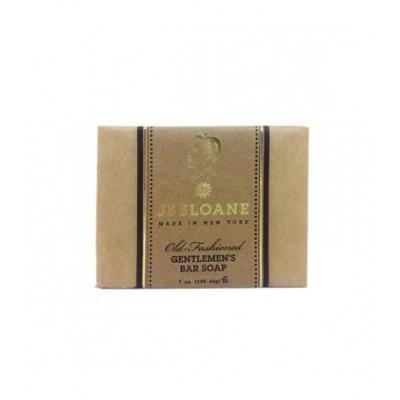 JS SLOANE 燕麥橄欖油冷壓皂 Gentalmen's Bar Soap