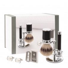 MÜHLE R89 刮鬍刀 (黑色限量版) 原廠禮盒組