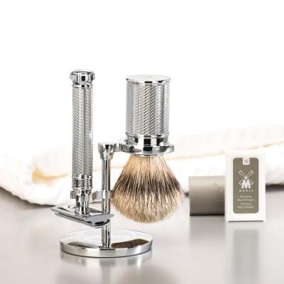 MÜHLE R89 TWIST 刮鬍刀 精緻禮盒組