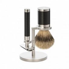 MÜHLE ROCCA R96 刮鬍刀套組 (不鏽鋼材質)