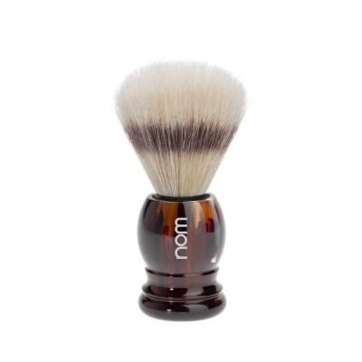 MÜHLE nom 41P26 刮鬍刷(琥珀) 贈原廠刷架