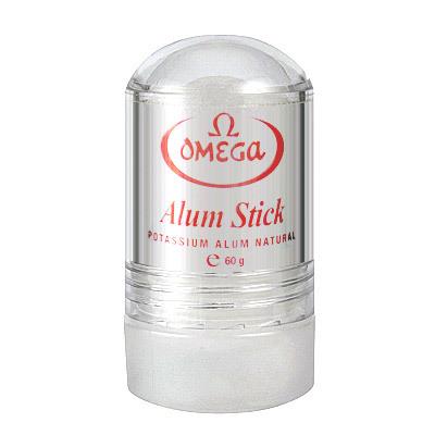 義大利 Omega 天然 明礬棒