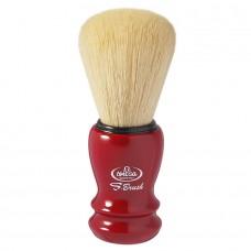 OMEGA S10108 S-Brush 刮鬍刷 合成纖維 紅