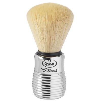 OMEGA S10081 S-Brush 刮鬍刷 (附刷架)