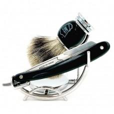 Parker SRB 直式剃刀 套組