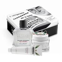 Proraso 刮鬍保護禮盒 (白色敏感肌)
