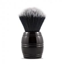 RazoRock 24 Barrel Tuxedo Plissoft 刮鬍刷 (合成纖維)