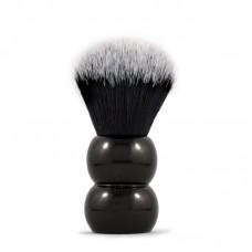 RazoRock Snowman Tuxedo Plissoft 刮鬍刷 (合成纖維)