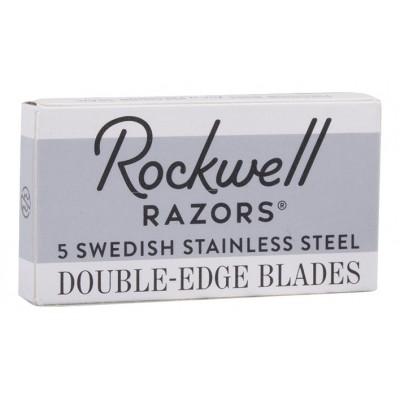Rockwell 雙面安全刀片(5片)