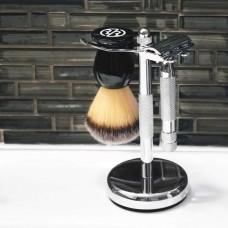 Rockwell 2C 刮鬍刀 三件組 (經典鉻銀)