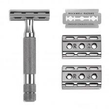 Rockwell 6C 刮鬍刀 (金屬槍)