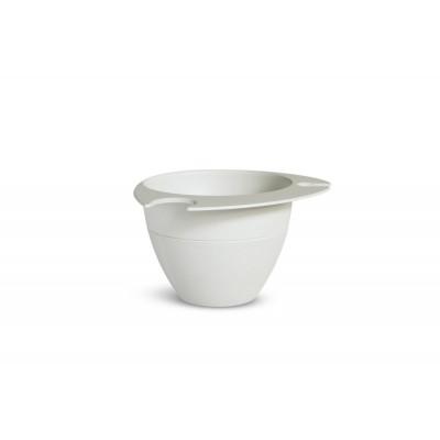 美製 ShaveBowl Stone 專業皂碗(白色標準款)