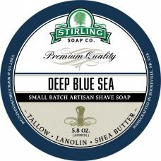 STIRLING SOAP CO. 刮鬍皂 Deep Blue Sea (深藍之海)