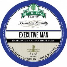 STIRLING SOAP CO. 刮鬍皂 Executive Man (執行者)