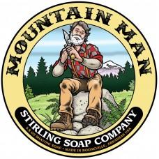 STIRLING SOAP CO. 刮鬍皂 Mountain Man (山中旅人)