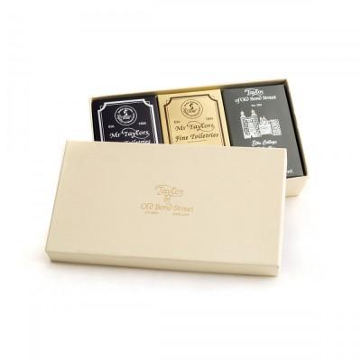 英國 TAYLOR OF OLD BOND STREET 香皂禮盒 (綜合)