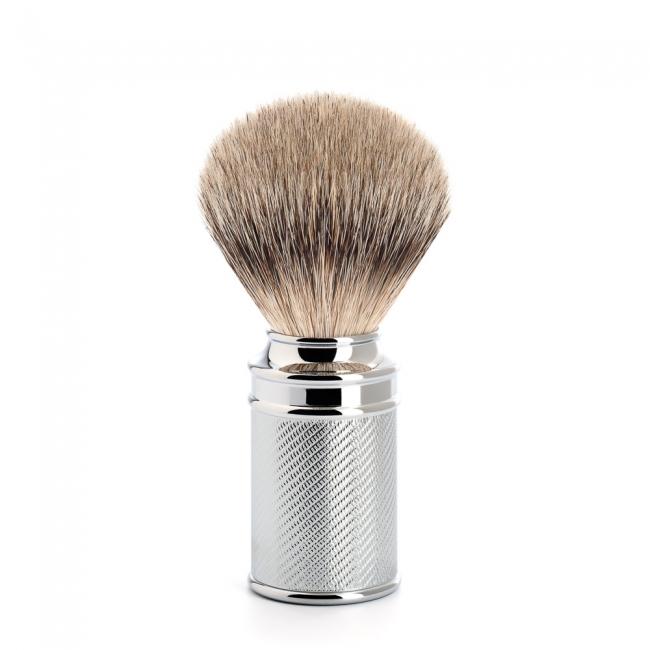 MÜHLE 頂級銀尖獾毛 刮鬍刷