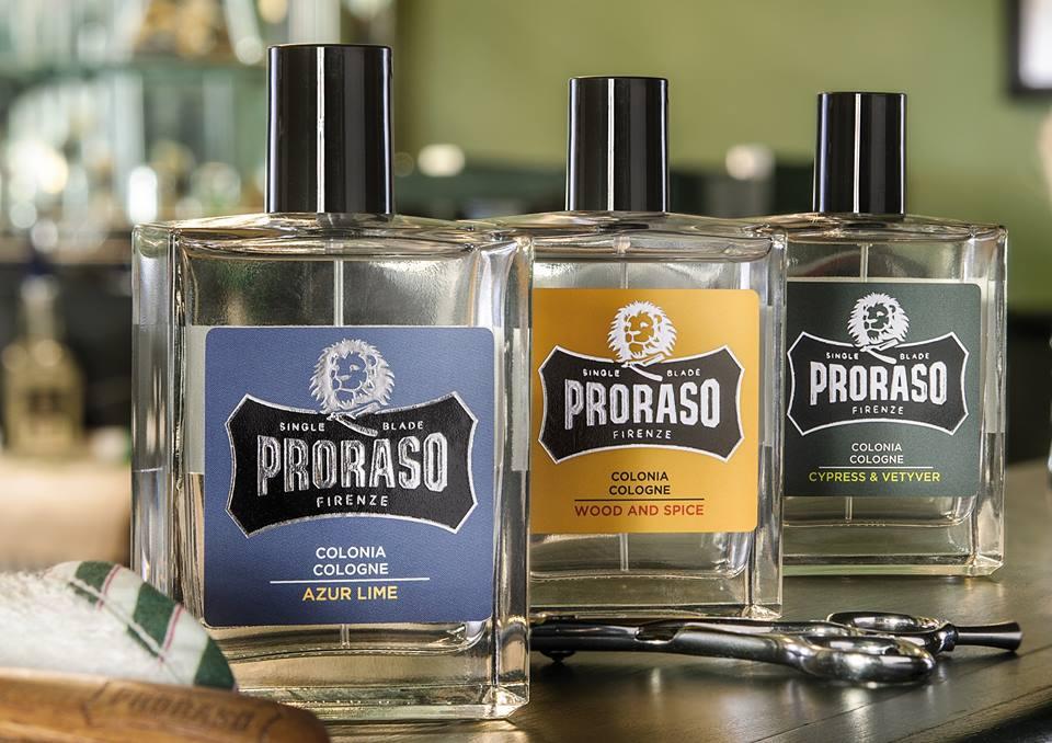 Proraso Azur Line Cologne 古龍水